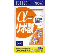 DHC Альфа-липоевая кислота