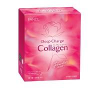 Fancl Deep Charge Collagen Powder Морской коллаген в форме порошка
