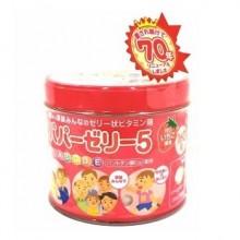 OKI Витамины-желе для детей с клубничным вкусом (банка)
